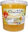 Orange coating juice (Artificial color)