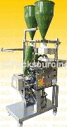 MODEL-655 Double Barrels Type Powder , Pellet Packaging Machine