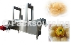 automatic pani puri frying machine