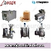 Fully Automatic Peanut Butter Production Line Making Machine Plant