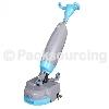 Household floor scrubber