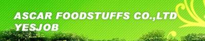 ascar foodstuffs co., LTD YESJOB